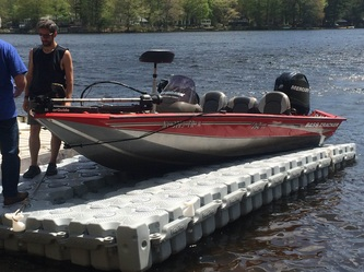 Dock Blocks Floating Dock Systems Amp Boat Lifts Outta
